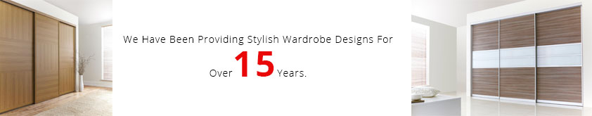 Wardrobe Fitters 15 Years Experience