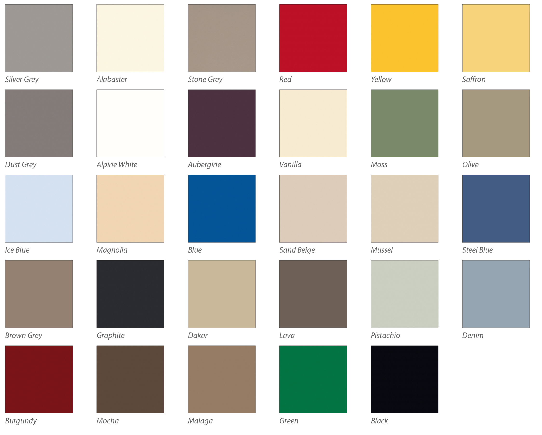Wood Board Colours and Styles for Wardrobes
