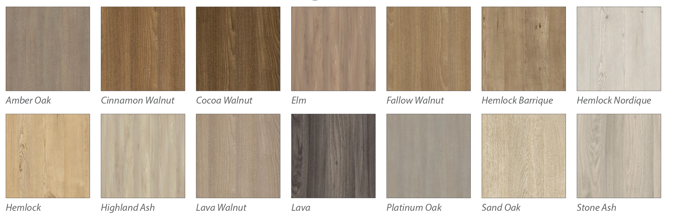 Natural Touch Textured Wood Grains Colours and Styles for Wardrobes